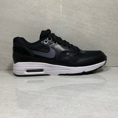 Nike Air Max 1 Ultra 2.0 Black - 881104 002 - Women's Size 5