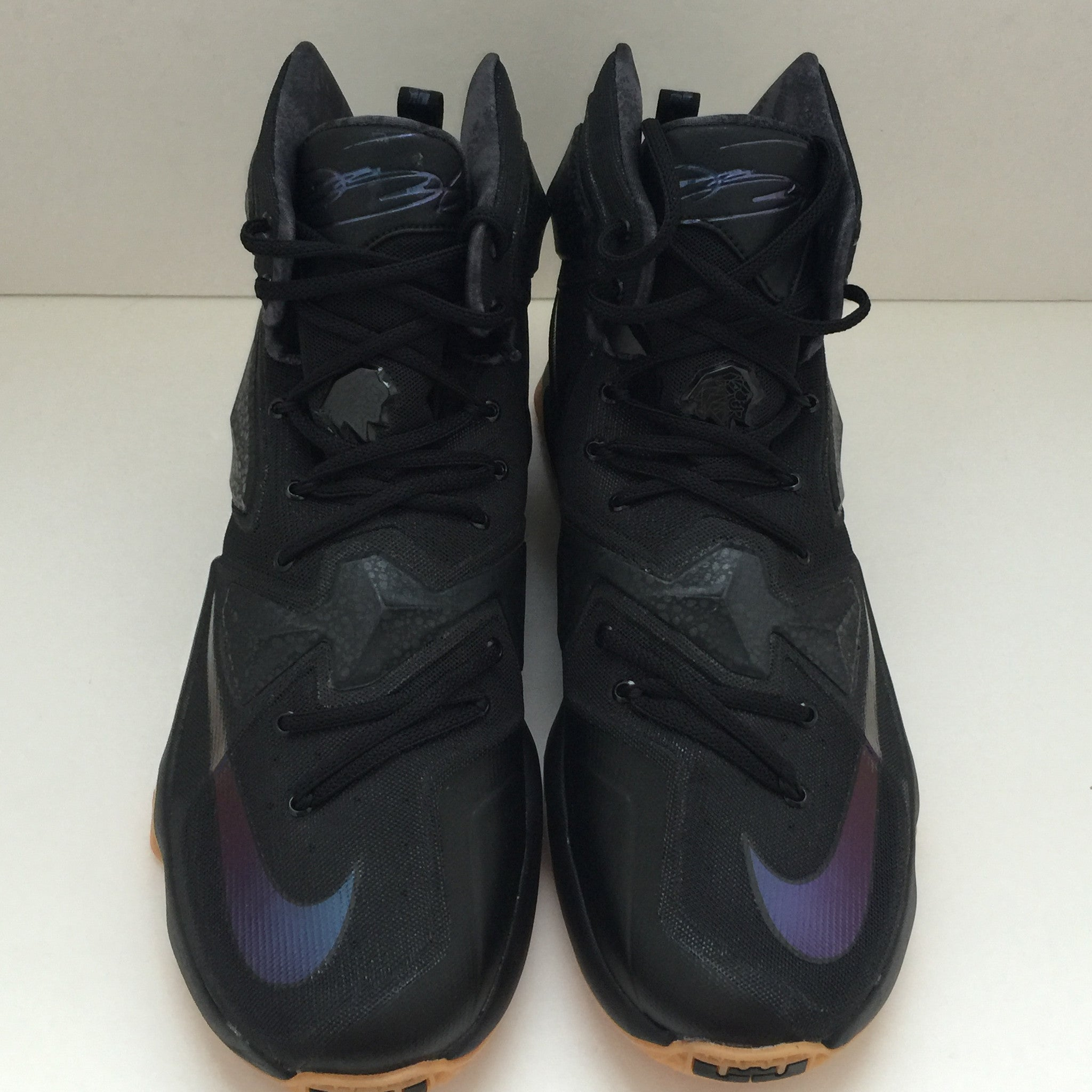 DS Nike Lebron 13 XIII Black Lion Gum Size 13.5 - DOPEFOOT  - 3