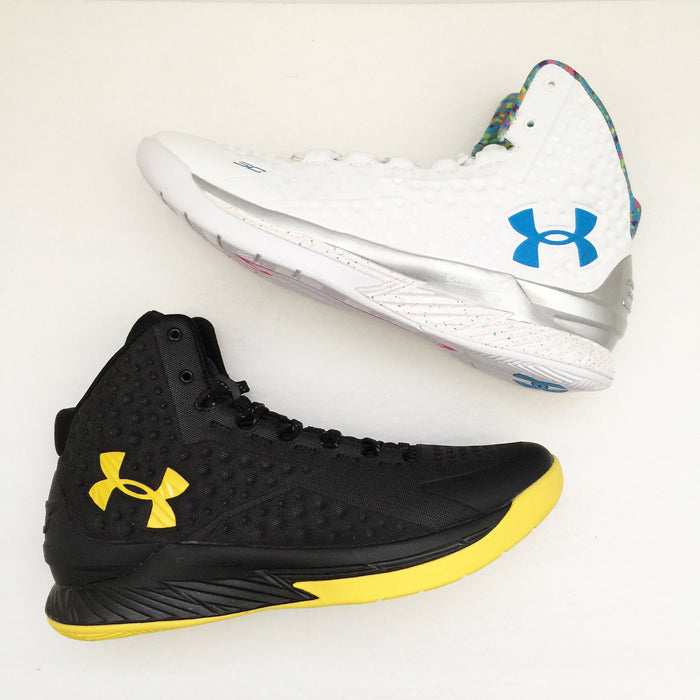 DS Under Armour Curry One 1 Championship Champ Pack Size 10 - DOPEFOOT  - 1