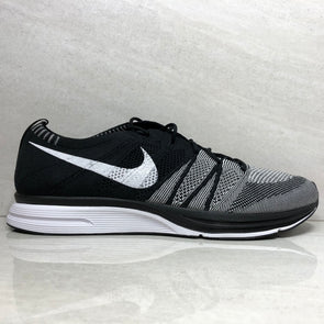 Nike Flyknit Trainer Oreo AH8396 005 Men's Size 15 Black/White