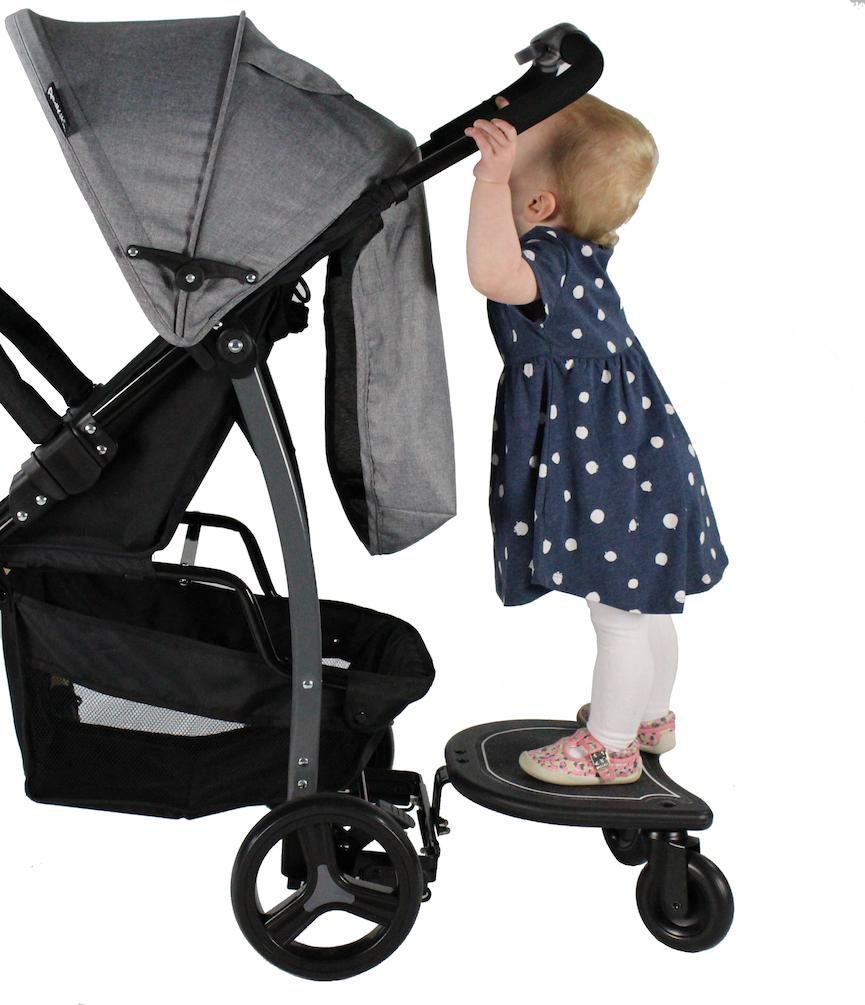Red Kite Junior Rider - Adjustable Buggy Board