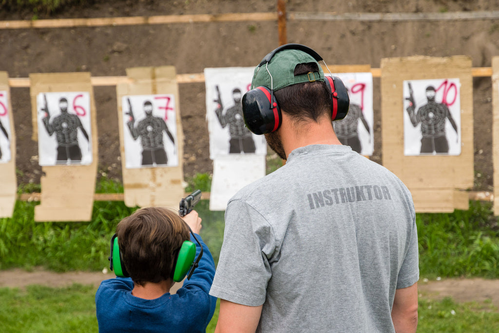 How to Introduce Your Children to Shooting Sports