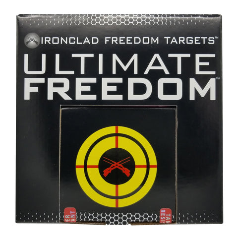 Ironclad Ultimate Freedom (Colorful Exploding Target)