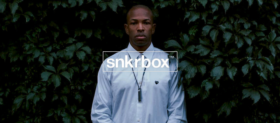 snkrbox by Jason Burke Sole Survivor T-Shirt