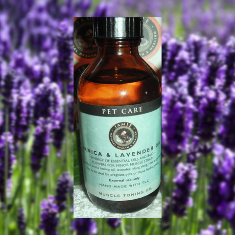 Arnica & Lavender- Pet Care