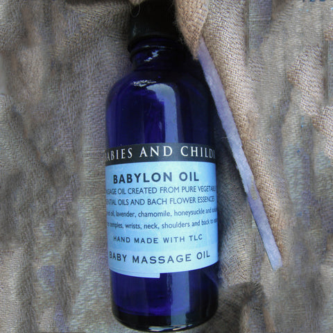 Babylon Massage Oil