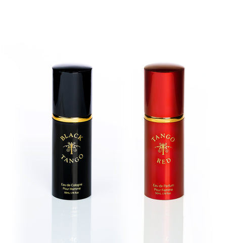 Black Tango & Tango Red, 50mL x 2- Dual Pack