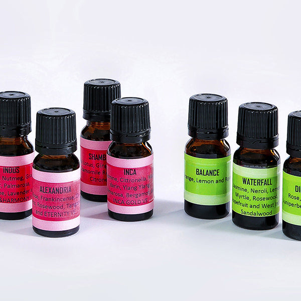 Understanding Essential Oils and Creating Boutique Blends