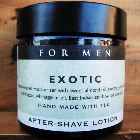 Exotic After-Shave Lotion/Spray