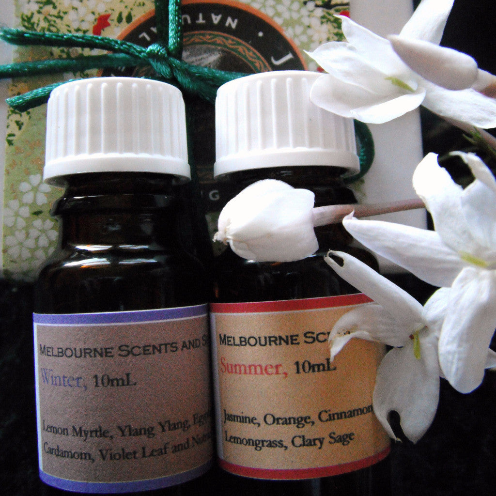 Autumn Essential Oil Blend