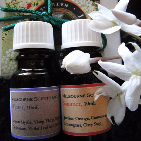 Spring Essential Oil Blend