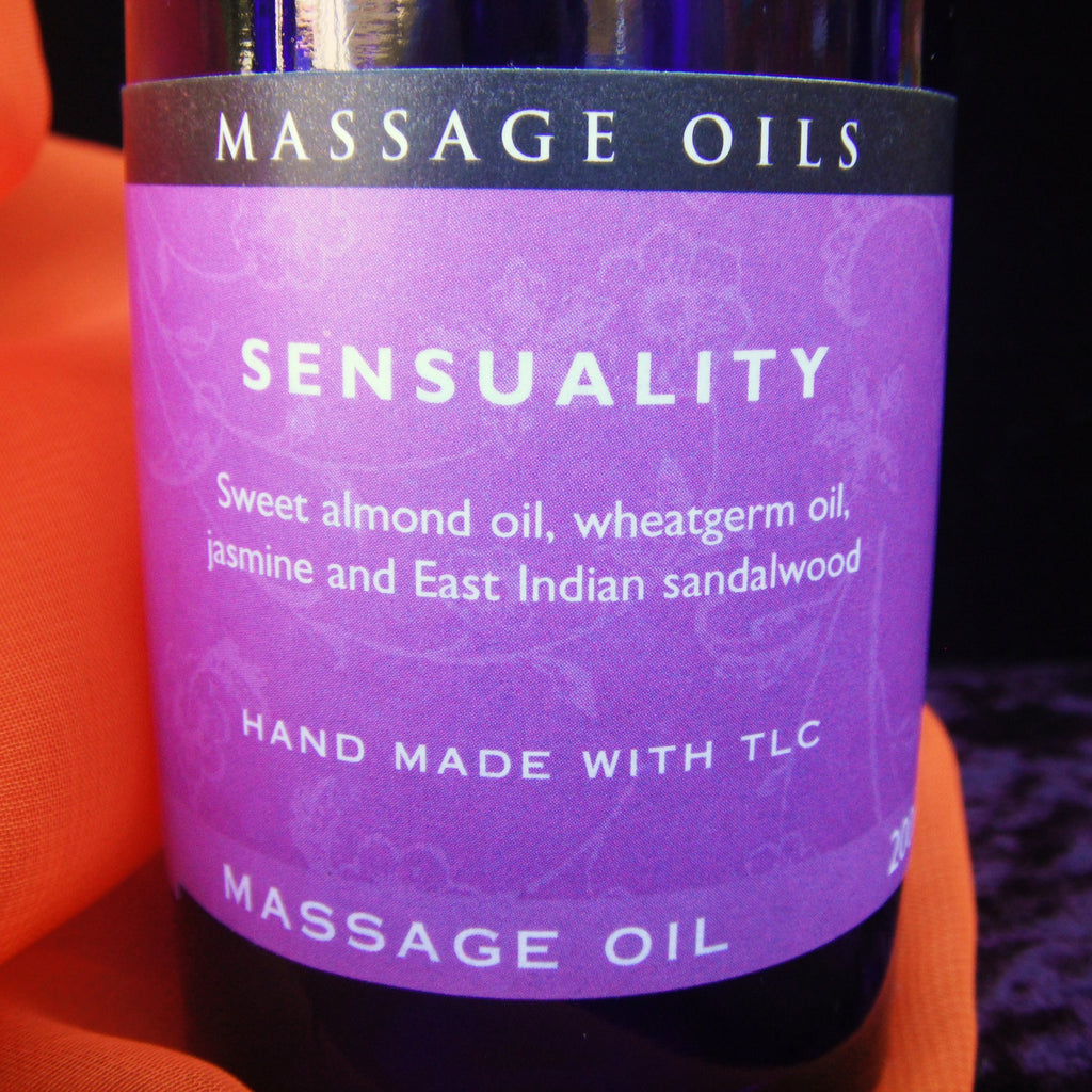 Sensuality Massage Oil