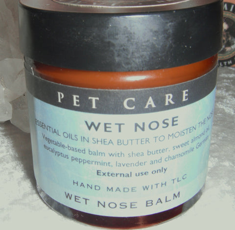 Wet Nose- Pet Care