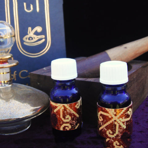 Athena Essential Oil Blend