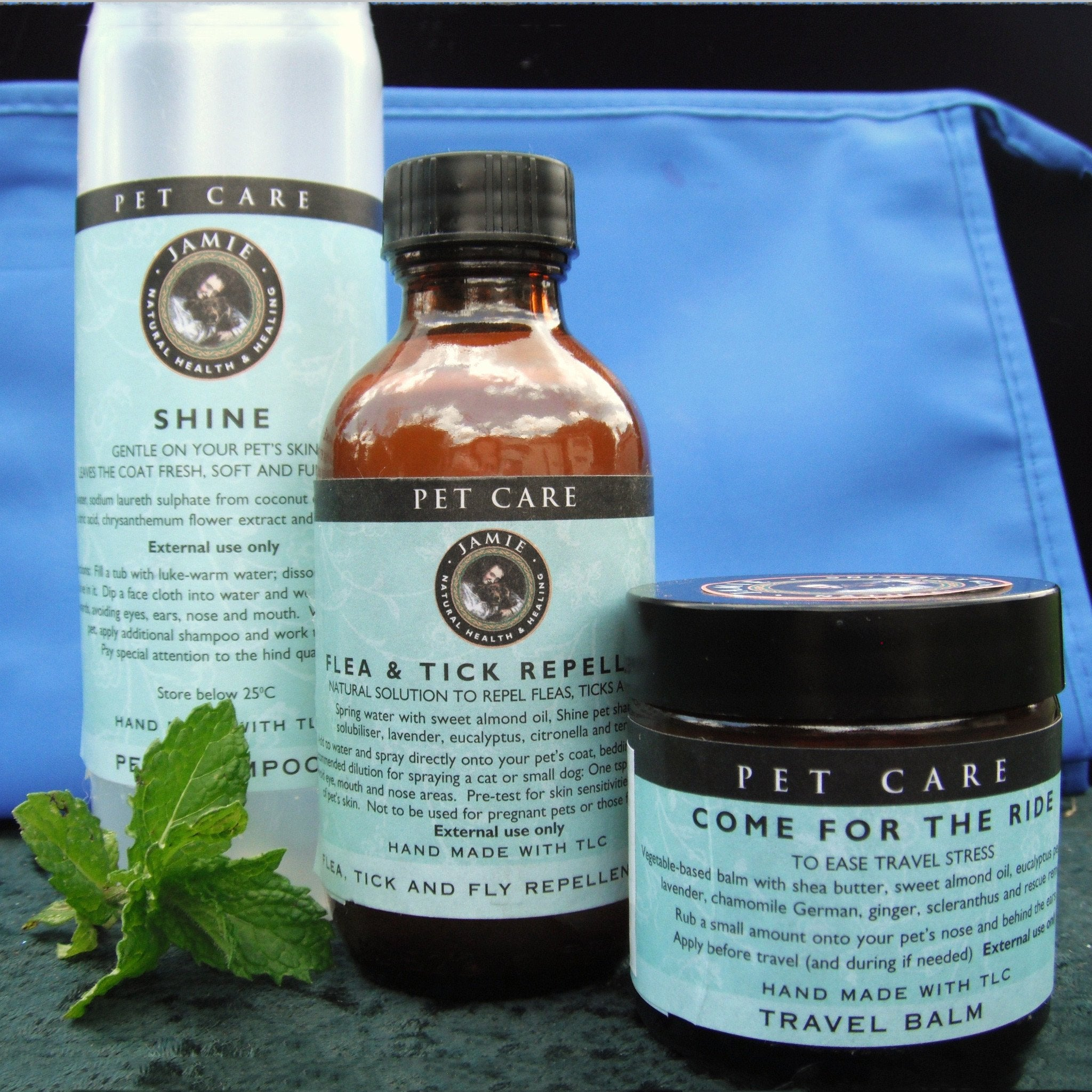 Natural Pet-Care Products