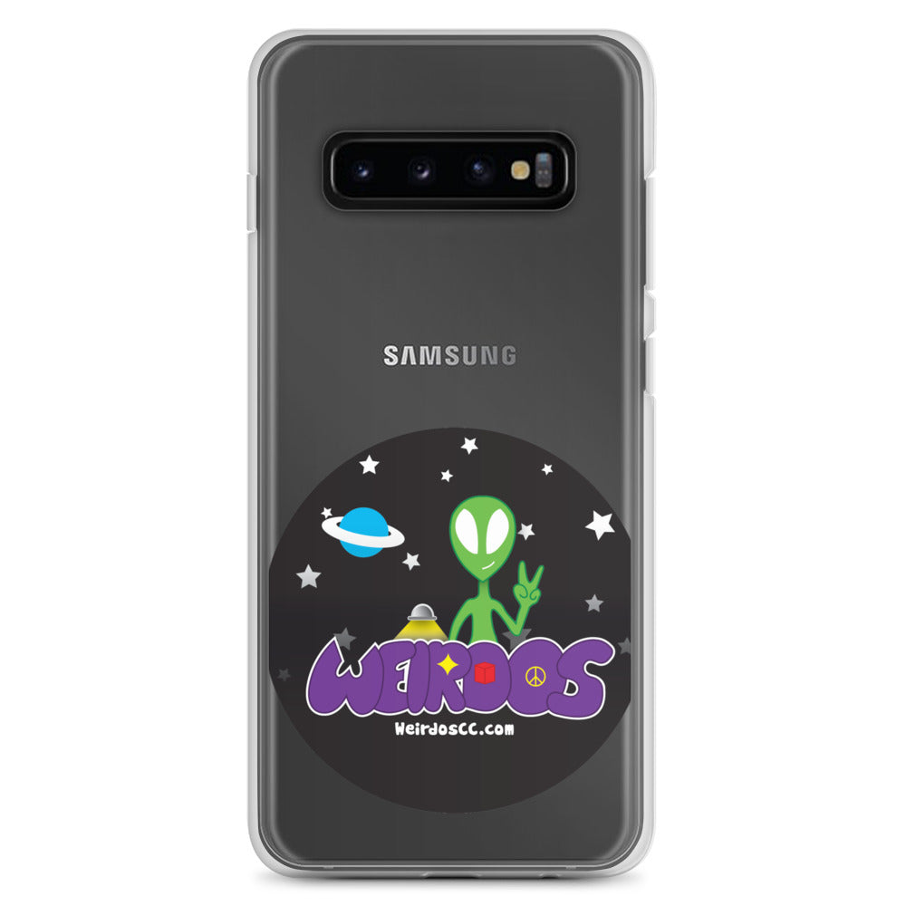 WeirdosCC Samsung Case