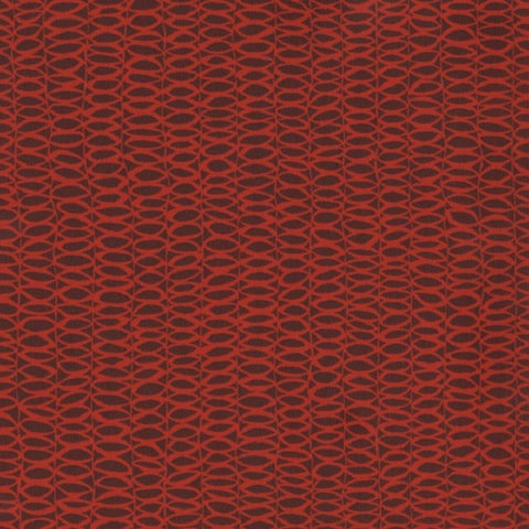 Remnant of Designtex Catalyst Currant Red Upholstery Vinyl