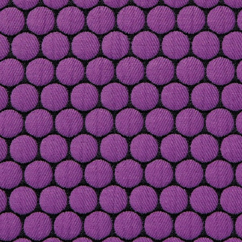 Designtex Loop To Loop Razzle Purple Upholstery Fabric