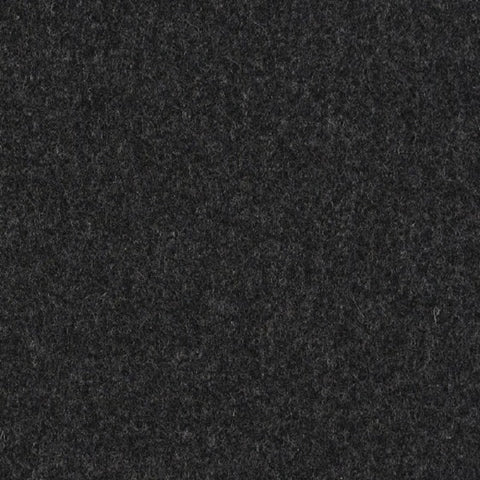 Designtex Heather Onyx Black Wool Upholstery Fabric