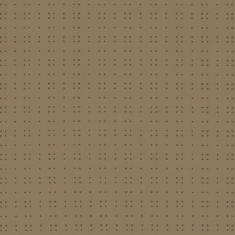 Designtex Little Dot Cocoa Brown Upholstery Vinyl