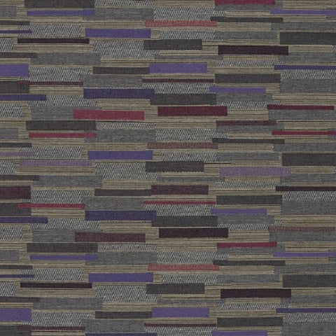 Designtex Jaunt Blackberry Grey Upholstery Fabric