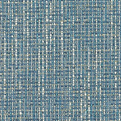 Designtex Hashtag Pacific Weaved Blue Upholstery Fabric