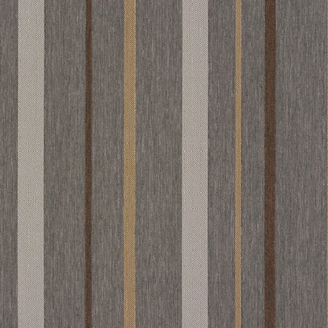 Designtex Rail Birch Bark Grey Upholstery Fabric