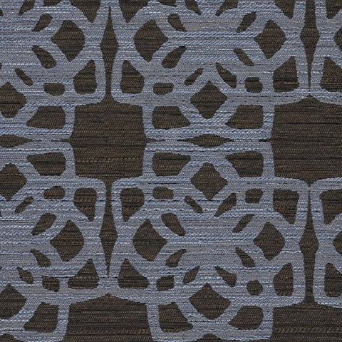 Designtex Lattice Midnight Black Upholstery Fabric