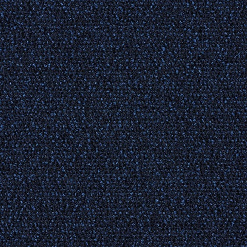 Designtex Boucle Two Tone Sapphire Blue Upholstery Fabric