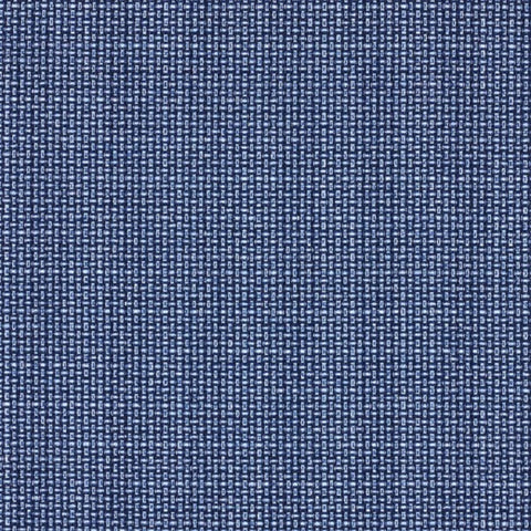 Designtex Crossweave Lake Blue Upholstery Fabric
