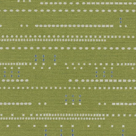 Designtex Pinpoint Kiwi Green Upholstery Fabric