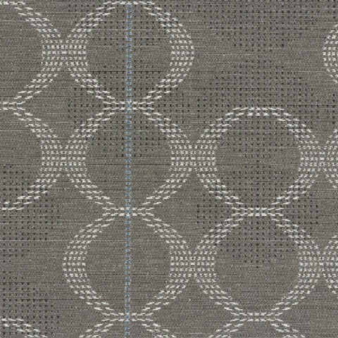 Designtex Course Metal Gray Upholstery Fabric