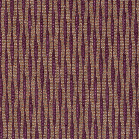 Carnegie Fabrics Upholstery Fabric Wavy Stripes Shimmy Color 56