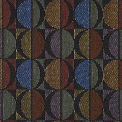 Remnant of Arc-Com Fabrics Eclipse Happy Hour Upholstery Fabric