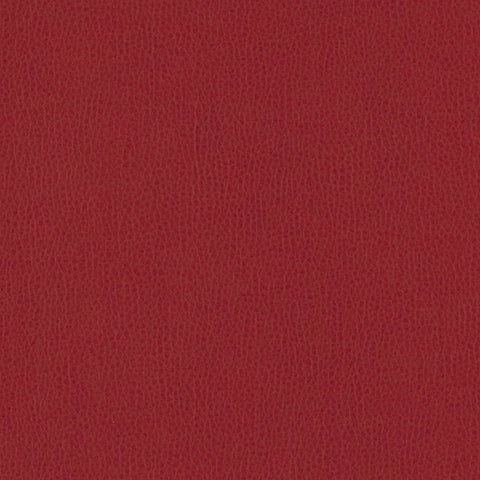 Arc-Com Omega Chili Soft Red Faux Leather Upholstery Fabric