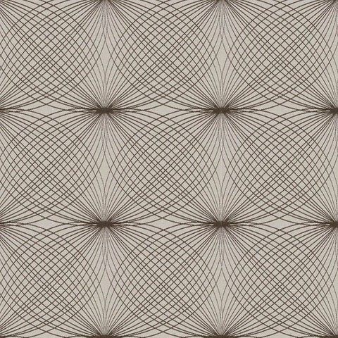 Arc-Com Upholstery Fabric Remnant Lyre Pebble
