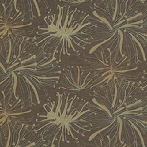 Architex Upholstery Fabric Modern Botanical Anemone Sustain