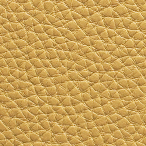 Momentum Textiles Bravo Hay Textured Faux Leather Yellow Upholstery Vinyl