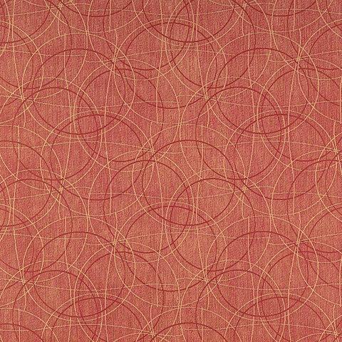 CF Stinson Upholstery Fabric Remnant Cirque Spice