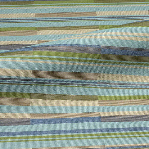 CF Stinson Bass Line Bebop Staggered Stripes Upholstery Fabric