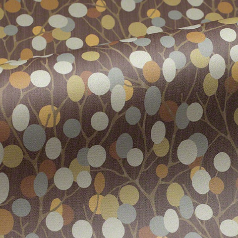 CF Stinson Remnant of Natural World Walnut Brown Upholstery Vinyl