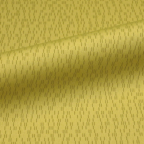 Remnant of CF Stinson Sequence Crisp Green Upholstery Fabric