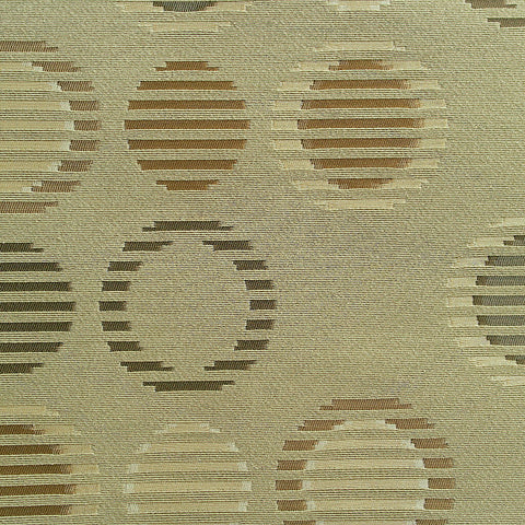 Arc-Com Fabrics Fabric Remnant of Cirque Cement Grey Upholstery Fabric