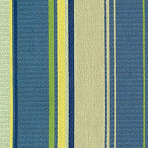 Remnant of Architex Friendship Breeze Blue Upholstery Fabric