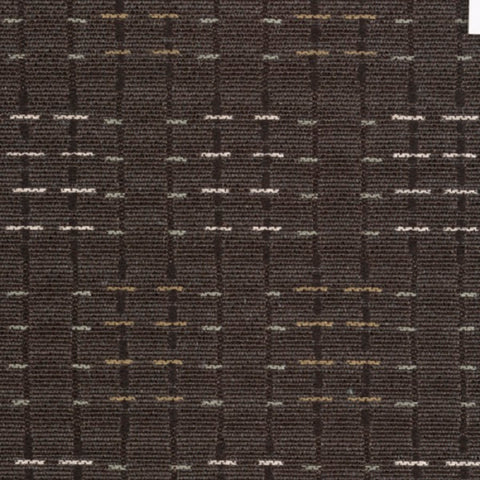 Knoll Treble Vibrato Brown Upholstery Fabric