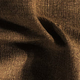 Import Caramel Solid Weaved Chenille Upholstery Fabric