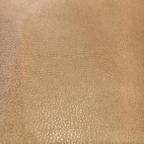 Gates Latte Light Brown Faux Leather Upholstery Vinyl