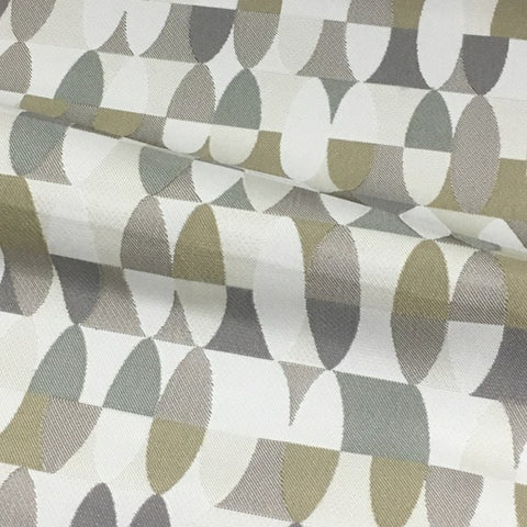 Maharam Span Lullaby Geometric Beige Upholstery Fabric
