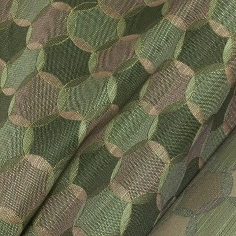 CF Stinson Stratford Willow Modern Design Green Upholstery Fabric