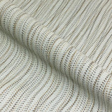 CF Stinson Helix Haze Stripe Blue Upholstery Fabric